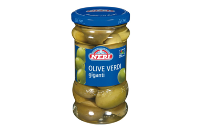 Große Grüne Oliven Neri 310 g