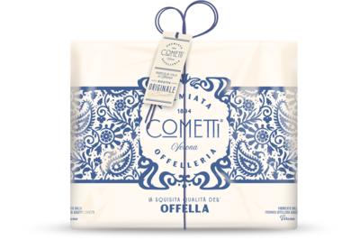 Panettone Offella 1 kg, Cometti
