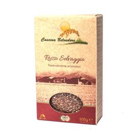 Riso Integrale Rosso - Roter Reis -  500 g Belvedere