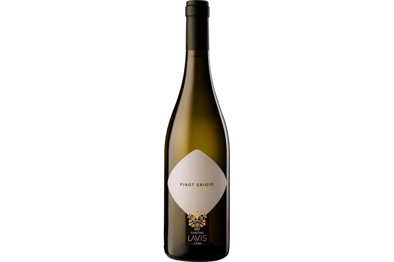 2019er Pinot Grigio Trentino D.O.C.