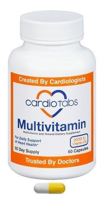 CardioTabs Multivitamin