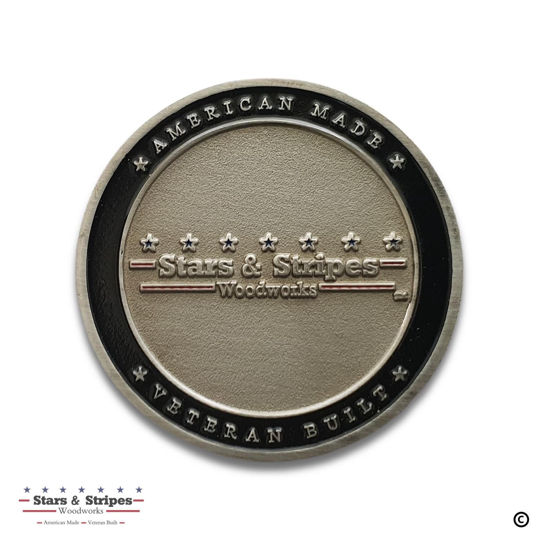 SSW Challenge Coin