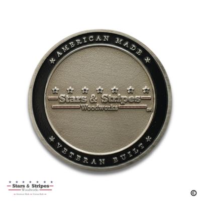 The Original SSW Challenge Coin