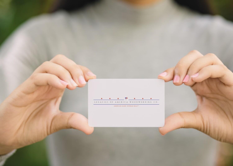 L.O.A. Digital Gift card