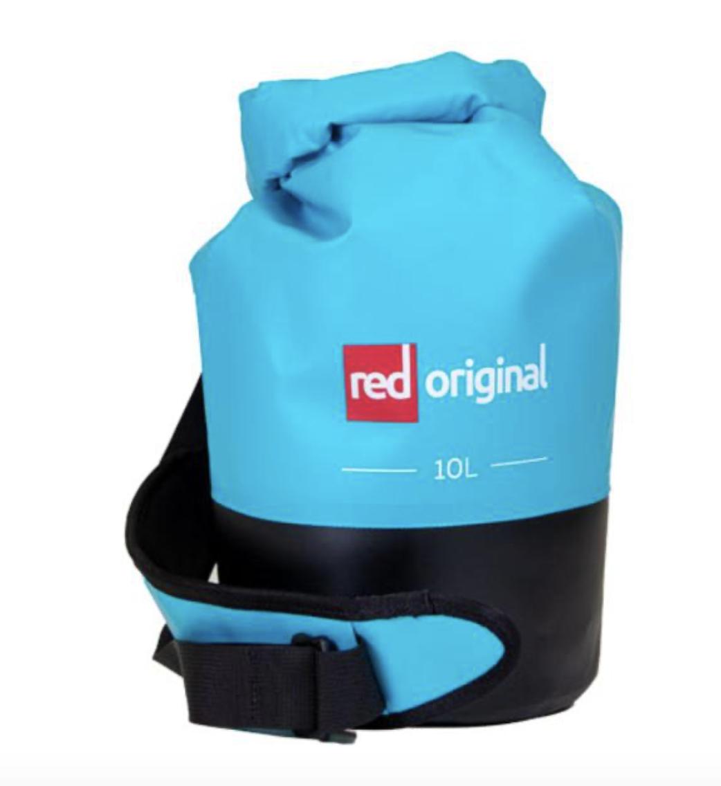 RED DRY BAG 10L