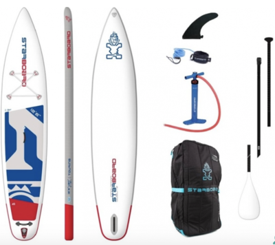 AANBIEDING!!! Starboard Touring inflatable 12'6 ZEN - 2020