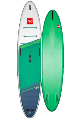 RED 12'6 VOYAGER 2021 - vernieuwd model