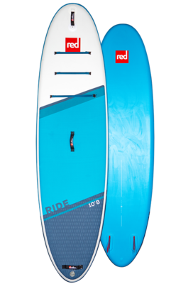RED 10'8 RIDE - 2021