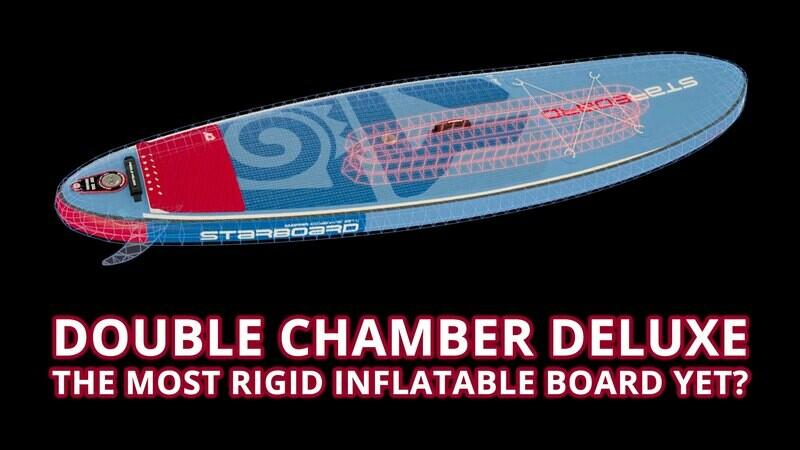 STARBOARD iGO 10'8x33 De Luxe DC - 2021 - DEMO