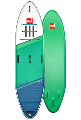 RED Paddle WILD 2021 11x34 DEMO