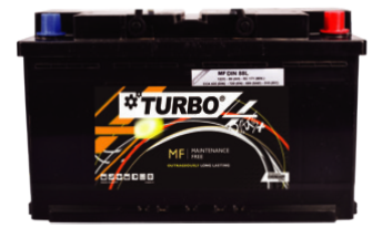 Turbo Plus MF (Maintenance Free) N70