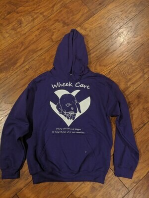 Pullover Hoodie, 2XL