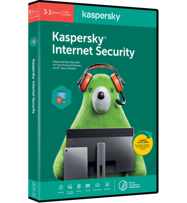 KASPERSKY 2020 INTERNET SECURITY 3+1 DEV Mic-KL19399XDFS-20ENG