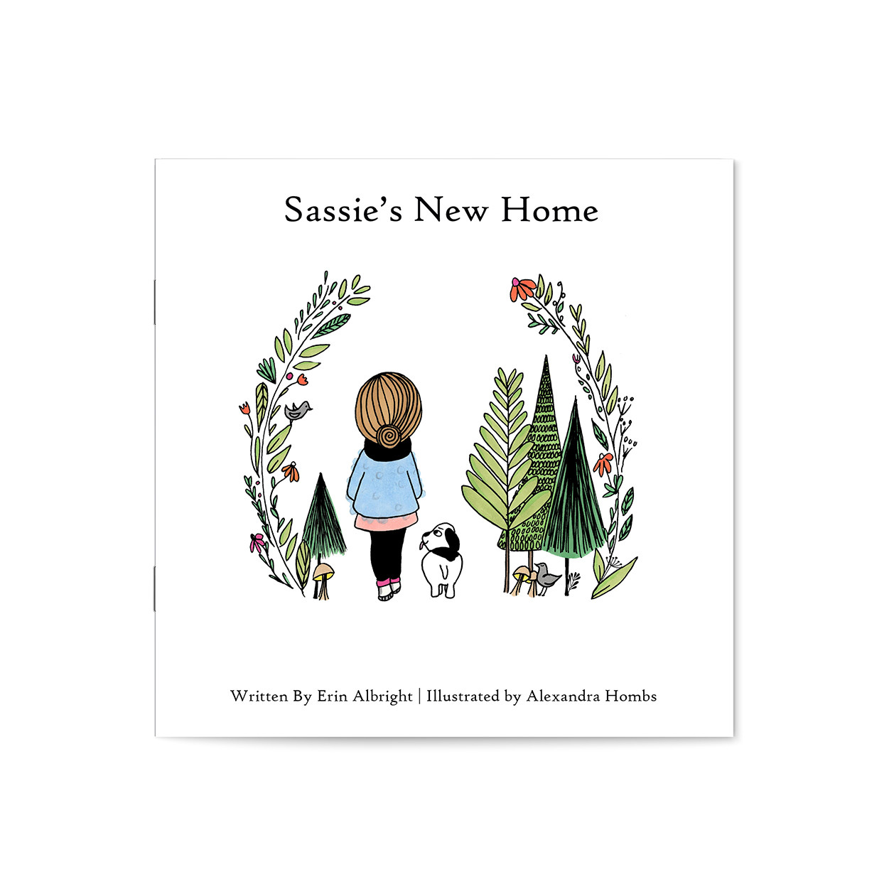 Sassie's New Home (Paperback Book)