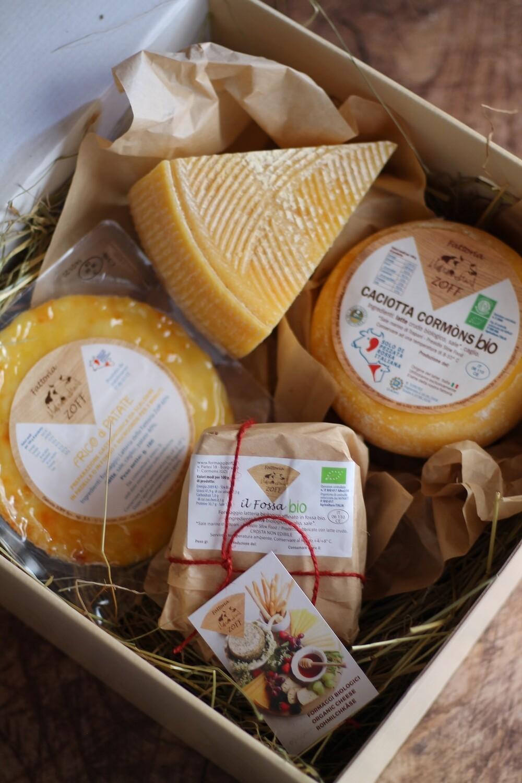 Cheese mistery box single