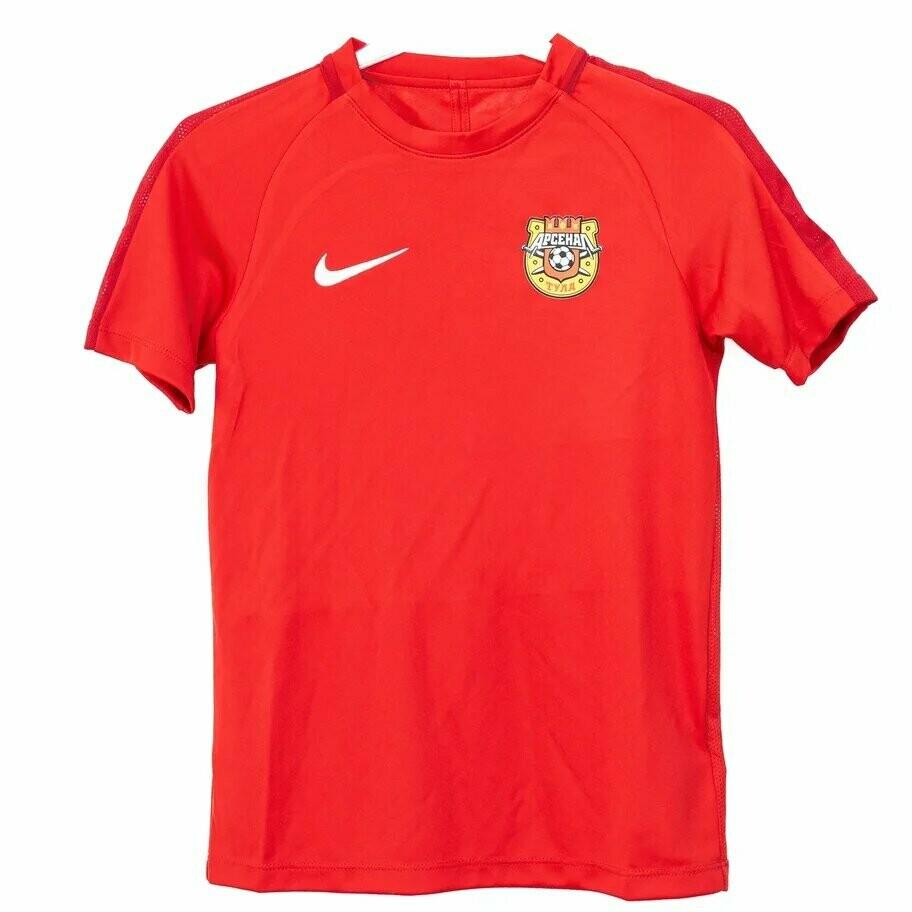 Детская футболка NIKE с эмблемой клуба