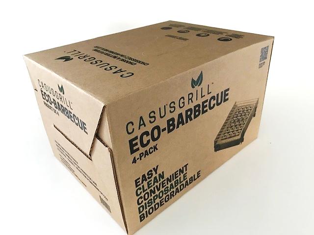 CasusGrill 4-Pack