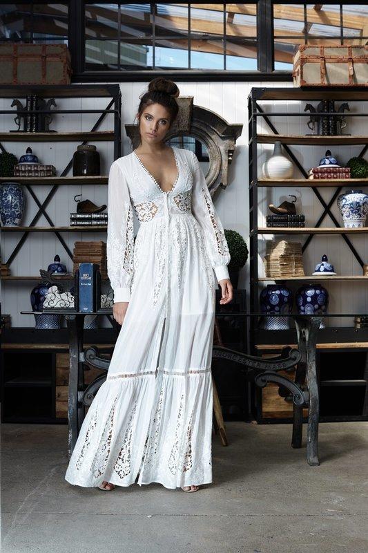 Avery Dress | 2019 Resort by Leah Da Gloria
