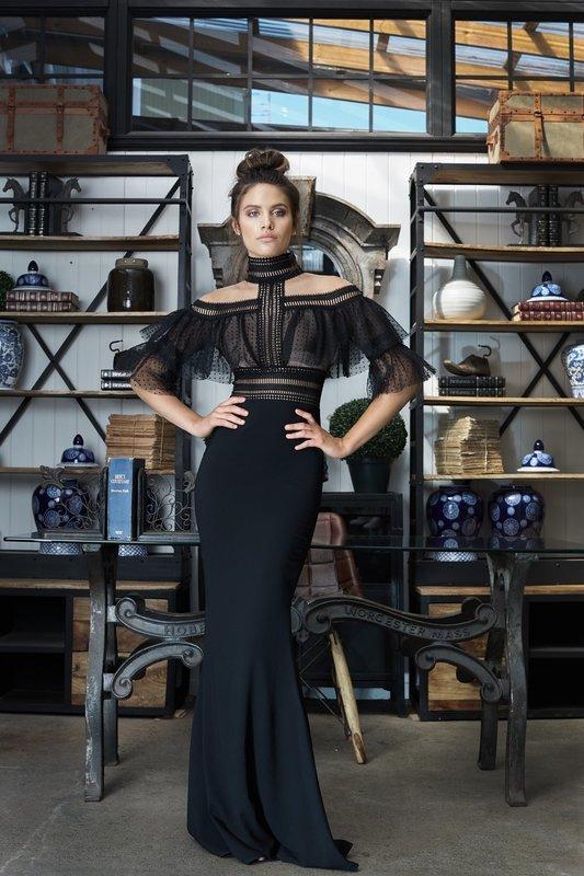 Tori Dress | 2019 Resort by Leah Da Gloria