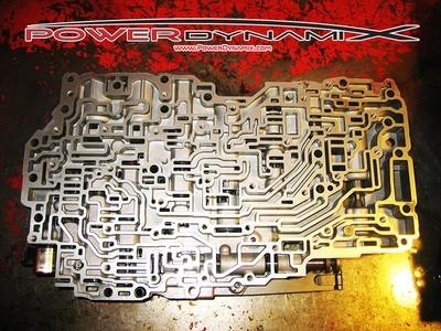 PowerDynamix A650E Valve Body Upgrade Modification