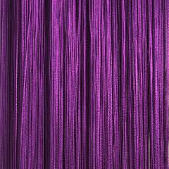 Нитяные шторы кисея (фиолетовый)