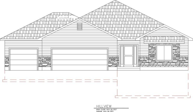 Hillview Plan-1915 Sq. Feet