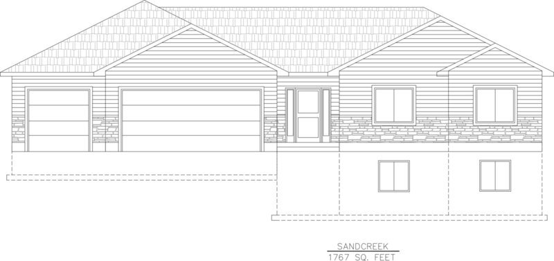 Sandcreek-1632 Sq. Feet