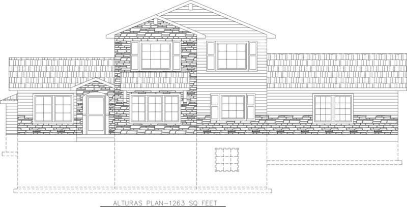 Alturas Plan- 2169 Sq. Feet