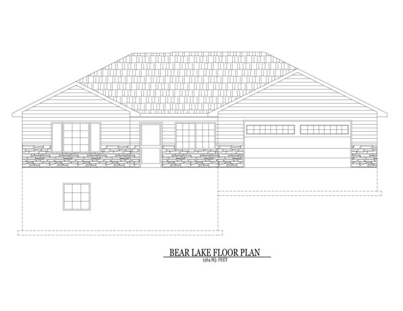 Bear Lake 1564 Sq. Feet
