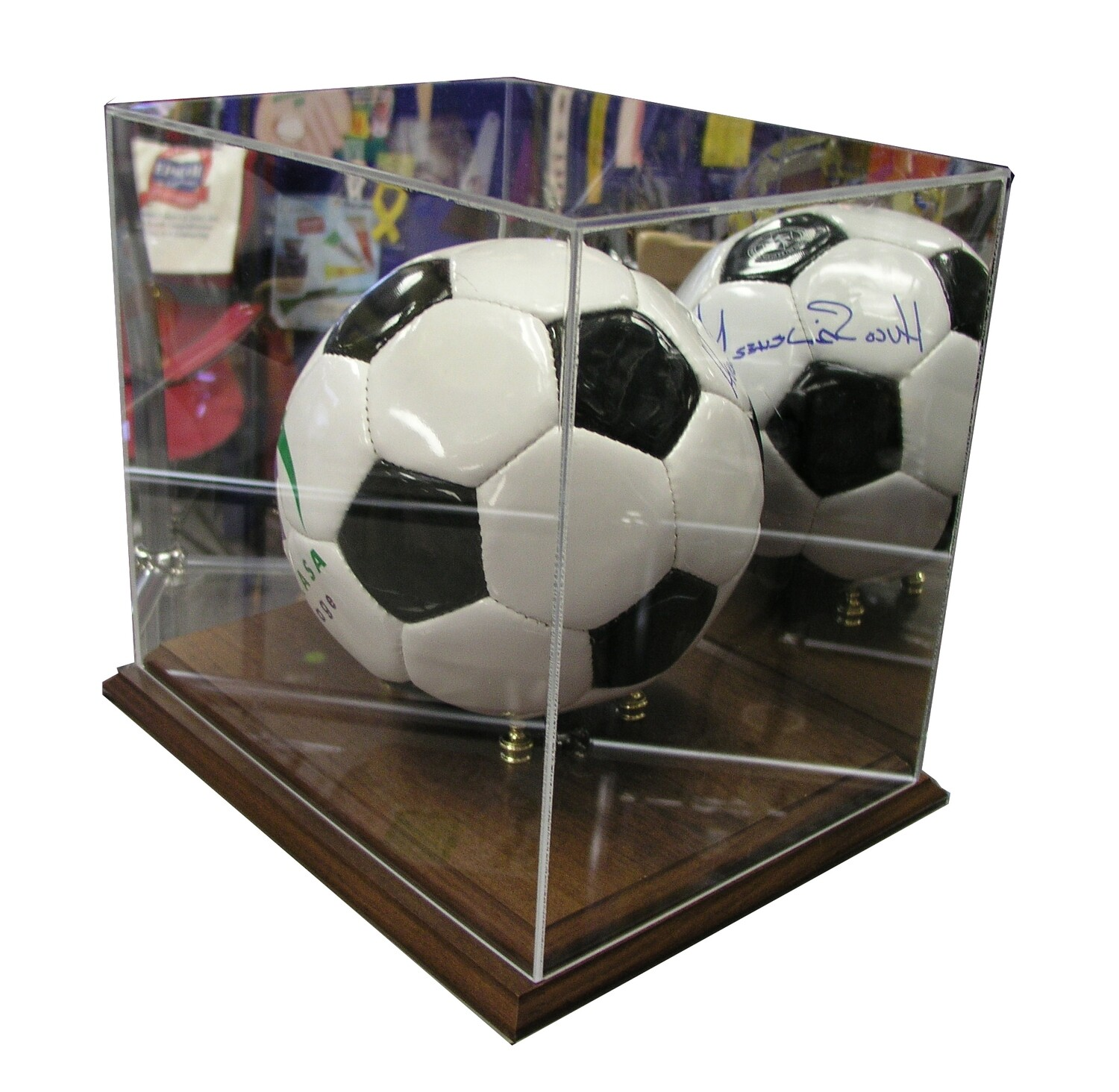 Large Acrylic Mirror Ball Case