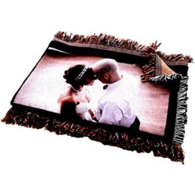 Woven Photo Blanket