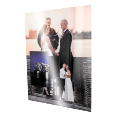 Aluminum Photo Metal Shape Art