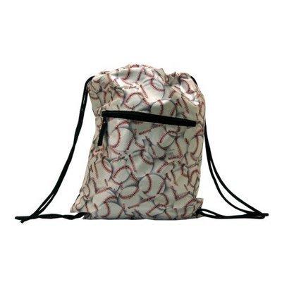 Drawstring Tote Bag