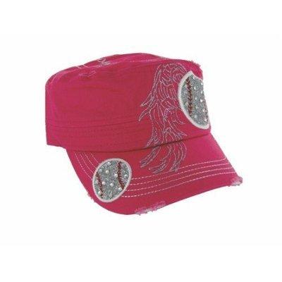 Blin Rhinestone Hat