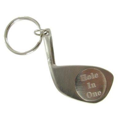 Golf Club Keychain