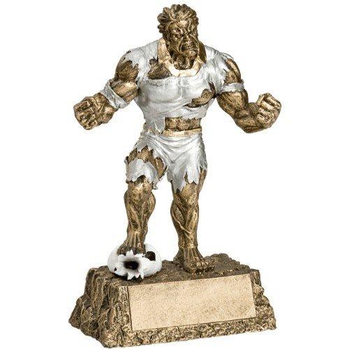 SAY Soccer Sculpture Hulk Mania