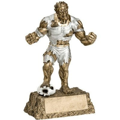 SAY Soccer Sculpture Hulk Mania
