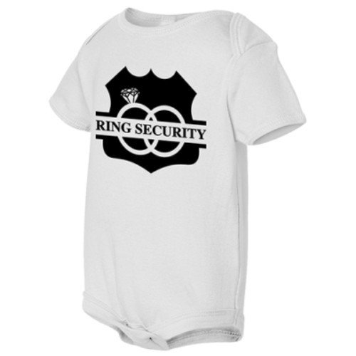 Ring Security Baby One-Piece