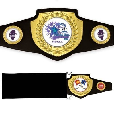 Bright Shield Championship Belt