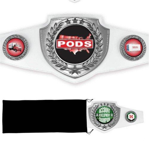 Bright Shield Championship Belt