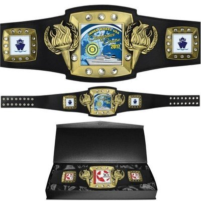 Victory Championship Belt