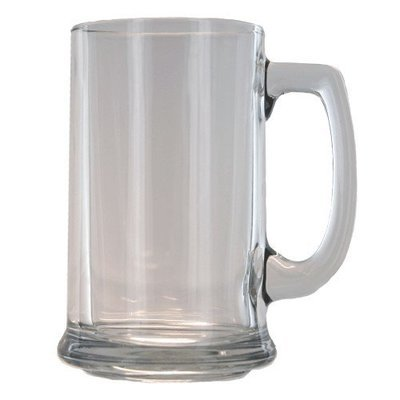 Personalized 15 oz. Beer Mug