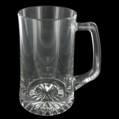 Personalized 25 oz. Beer Mug