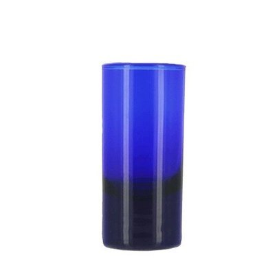 Personalized Blue Shot Glass