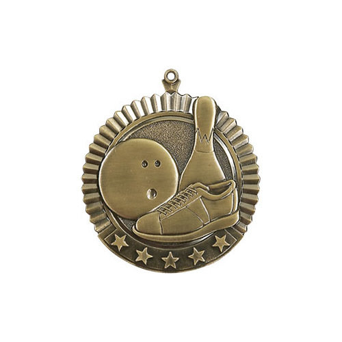 "2.75"" Bowling Medal"