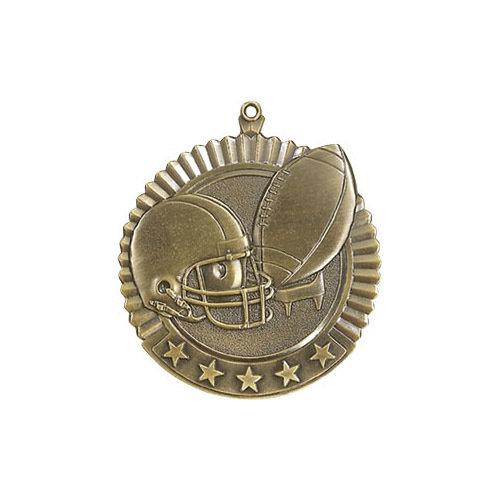 """2.75"""" Football Medal"""