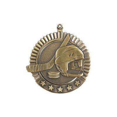 """2.75"""" Hockey Medal"""