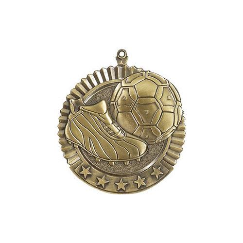 """2.75"""" Soccer Medal"""