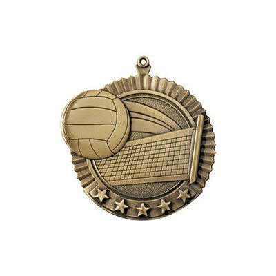 """2.75"""" Volleyball Medal"""