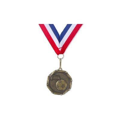 """1.75"""" Soccer Medal"""